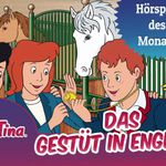 Bibi & Tina – Das Gestüt in England (Folge 78, Hörspiel) kostenlos