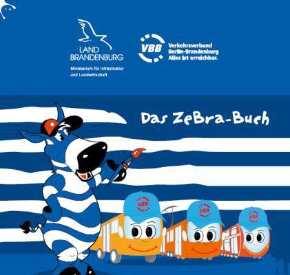 Das Zebra Buch (Mal  und Beschäftigungsbuch) gratis anfordern