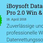iBoysoft Data Recovery Pro 2 (Vollversion, Windows/Mac) gratis