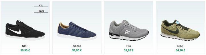 Deichmann: 5€ Sofort Rabatt auf Alles ab 30€! Günstige Markenschuhe & Sneaker