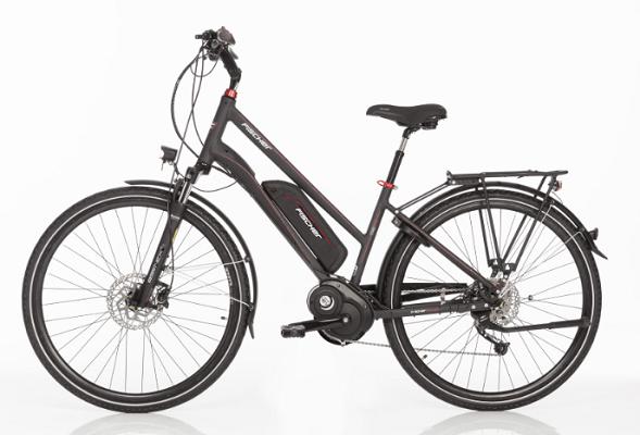 FISCHER ECU 1860 R1 Citybike (28 Zoll, 577 Wh) für 1.999€ (statt 2.205€)