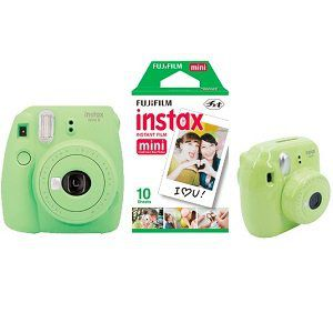 FUJIFILM Instax Mini 9 Sparset Sofortbildkamera für 69€ (statt 109€)