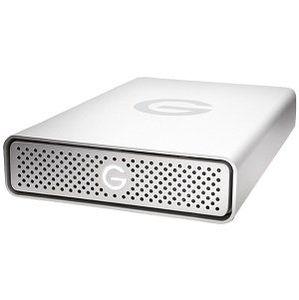 G TECHNOLOGY G DRIVE, externe Festplatte mit 10TB in 3.5Zoll für 299€ (statt 347€)