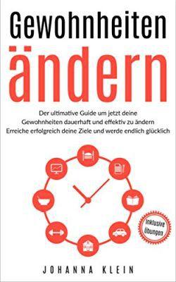 Gewohnheiten ändern (Kindle Ebook) gratis