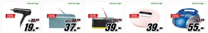 Media Markt Grundig Tiefpreisspätschicht: z.B. GRUNDIG 40 GFB 40  FullHD TV für 269€