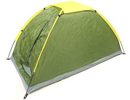 Einfaches 1 Mann Zelt für 13,32€