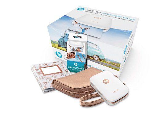 HP Sprocket Mobildrucker in Limited Edition Box für 125€ (statt 144€)