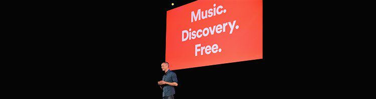 NEWS: Spotify launcht neu designte App mit mehr Vorteilen für Spotify Freemium Nutzer