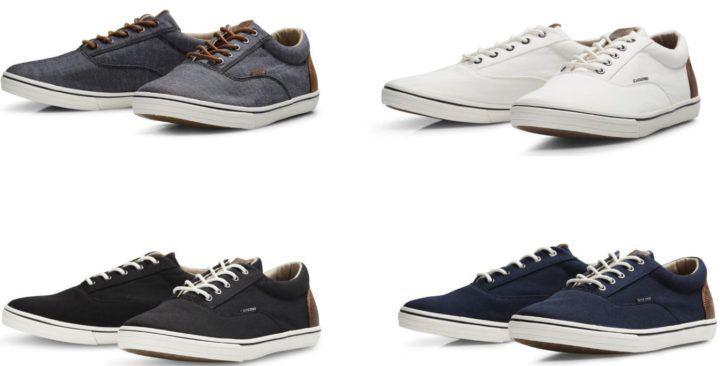 Jack & Jones JFW VISION Herren Sneaker in 4 Farben für je 32,99€ (statt 42€)