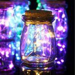 3m LED-Lichterkette zum Dekorieren für 1,10€
