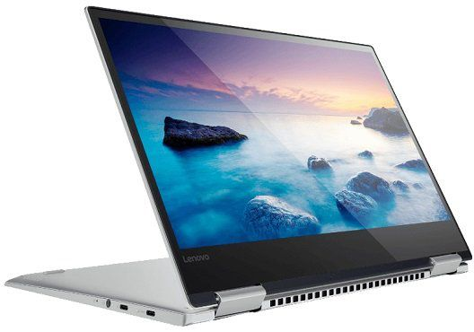 Lenovo YOGA 720 13.3 Convertible i7, 256 GB SSD (M.2) und 8GB Ram für 999€ (statt 1.199€)