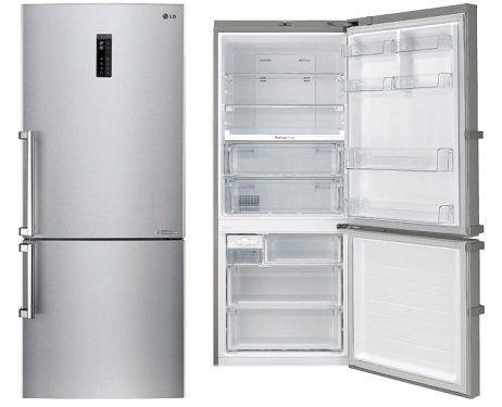 LG GBB 548 NSQFE Kühlgefrierkombination (A+++, 1850 mm, 326l Kühlteil, 119l Gefrierteil) für 799,22€ (statt 895€)