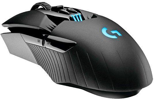 Logitech G900 Chaos Spectrum Gaming Maus (kabel & kabellos) für 79€ (statt 94€)