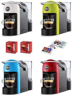 Lavazza A Modo Mio Jolie Kapselmaschine für 29,99€ + gratis 41x Kaffee Lavazza Kapseln