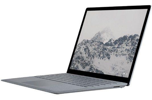 Microsoft Surface Laptop mit 13,5 Zoll (bis zu 14 Stunden Akku Laufzeit) für 849€ (statt 1.009€)