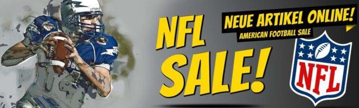 Großer NFL Sale bei SportSpar   z.B. Travel Mug ab 9,99€ (statt 23€)