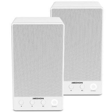2x MEDION LIFE P61084 WLAN Multiroom Lautsprecher für 39,95€ (statt 80€)