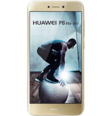 Huawei P8 Lite 2017   Android 7 Smartphone mit 16GBGold, Dual SIM für 139€ (statt 149€)