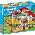 PLAYMOBIL 4190 – Moderner Reiterhof Country ab 39,99€ (statt 69€)