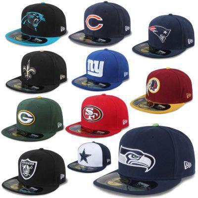 New Era Caps in unterschiedlichen Motiven für je 14,90€