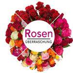 Rosenüberraschung: 40 bunte Rosen mit 50cm für 27,98€ inkl. Zustellung