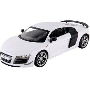 SIVA Audi R8 GT Weiß ferngesteuertes Auto für 28€ (statt 32€)