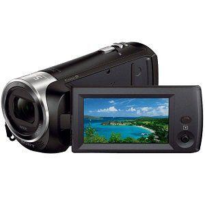 SONY HDR CX 240 EB FullHD Camcorder mit 27x Zoom für 149€ (statt 164€)