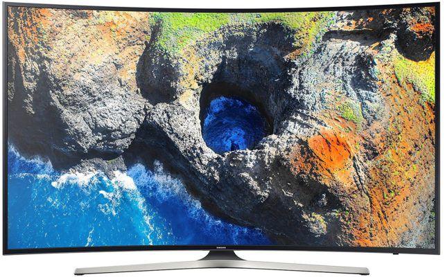 SAMSUNG UE55MU6279U   Curved 55 Zoll UHD smart TV für 588€ (statt 750€)