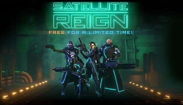 Satellite Reign (Steam Key) gratis im Humble Store