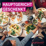 Nur für Telekom Kunden: Hauptgericht bei Vapiano geschenkt