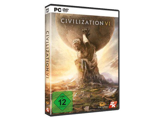 Sid Meiers Civilization VI für PC für 9€ (statt 23€)