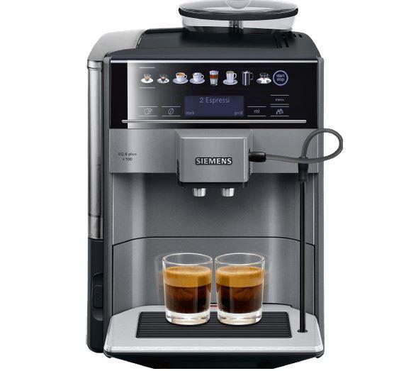SIEMENS TE EQ.6 Plus S100 Kaffeevollautomaten für 599€ (statt 649€)