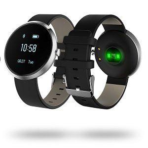 Sinji Health Smartwatch mit Blutdruckmessung in Silber oder Schwarz für 44,90€ (statt 100€)