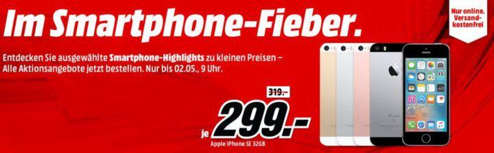 Media Markt Smartphone Fieber: z.B. HUAWEI Mate 10 lite 64 GB für 222€ (statt 259€)