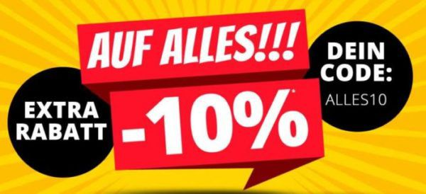 Sportspar mit 10% Rabatt auf alles: z.B. FLY 53 coole Herren Jogginghosen ab 8,08€
