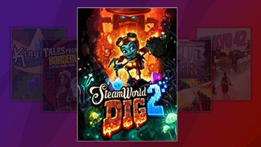 SteamWorld Dig 2 gratis – nur für (Twitch) Prime Mitglieder