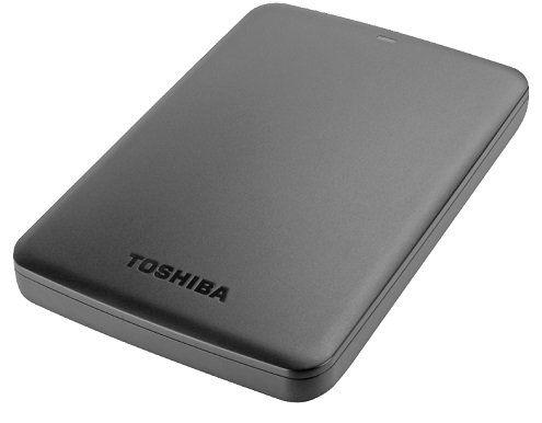 TOSHIBA Canvio Basics   2,5 Festplatte mit 3TB für 77€ (statt 109€)