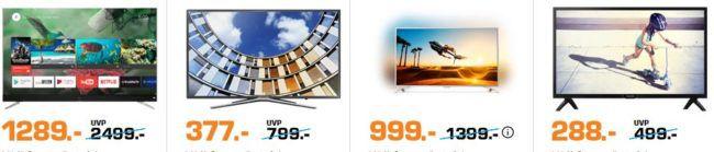 Saturn Weekend Sale: günstige TVs, Smart Home Artikel, Haushalts  und Fitnessartikel
