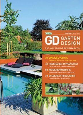 Taspo Garten Design 3/2018 (ePaper) gratis bestellen