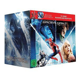 The Amazing Spider Man 2: Rise of Electro (Special Edition inkl. Figur) für 24,99€ (statt 28€)