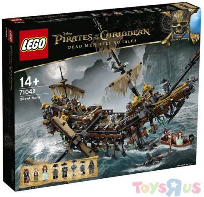 LEGO Disney Pirates of the Caribbean   71042 Silent Mary für 152,94€ (statt 190€)