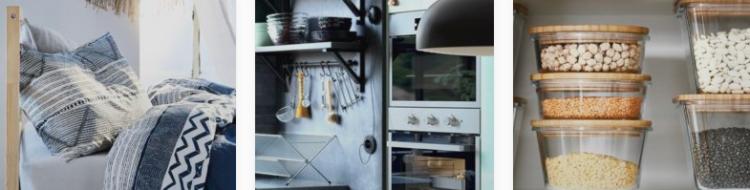 IKEA Family: 5€ Rabatt pro 50€ Einkaufswert auf Wohnaccessoires