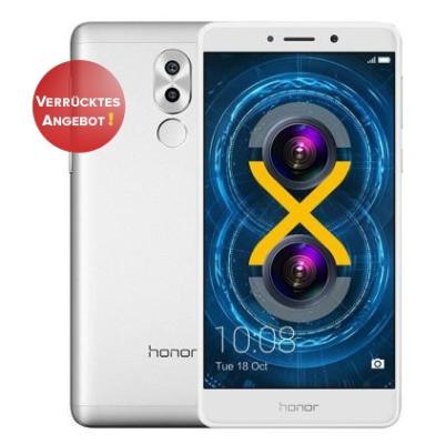 Honor 6X   Android Smartphone mit 32 GB  für 126€ (statt 165)