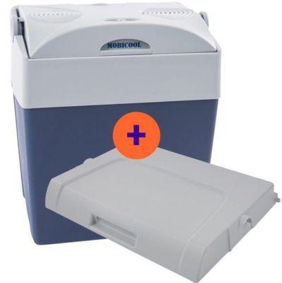 Waeco V30 Thermoelektrische Kühlbox + Passivdeckel für 56,99€