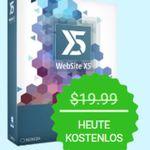 WebSite X5 Start 15 (Vollversion, Windows) gratis