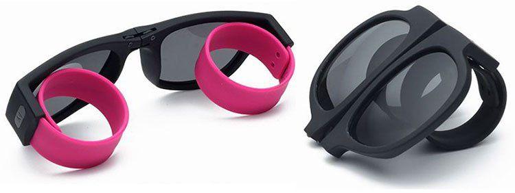 Polarisierte unisex Sonnenbrille (UV400) für 1,37€