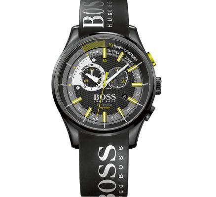 BOSS Yachting Timer Ii 1513337 Herrenchronograph mit Silikonarmband für 199€ statt 284€