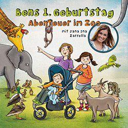 Cover Bens 1. Geburtstag