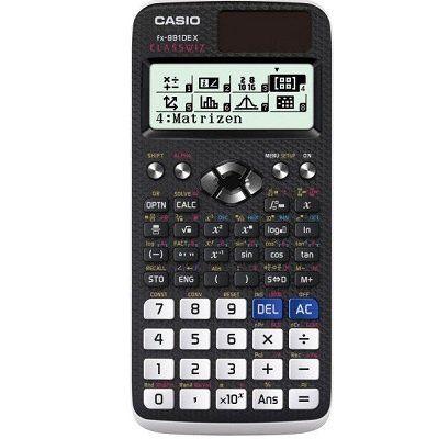 CASIO FX 991DE X technisch wissenschaftlicher Taschenrechner ab 22€ (statt 25€)