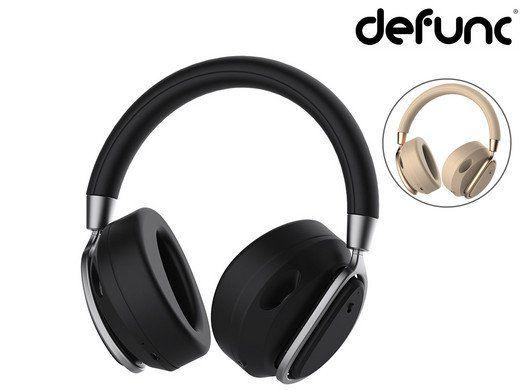 DeFunc Mute   Bluetooth Kopfhörer mit ANC für 55,90€ (statt 135€)
